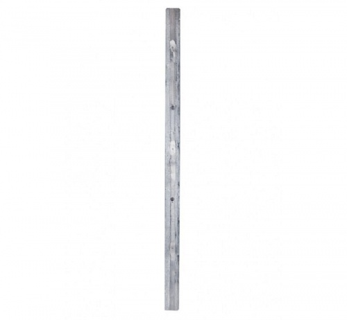 Zinc Strip Anode 15Inch Drilled 2 Holes